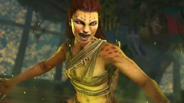 Cheetah Sharpens Her Claws In Latest Character Trailer