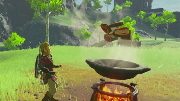 The Zelda Team's Favorite Things In Breath Of The Wild