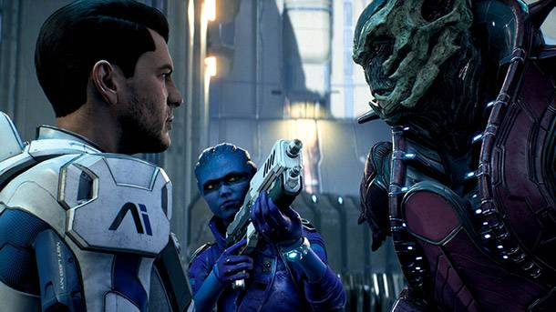 Reader Discussion – Are You Enjoying Mass Effect Andromeda?