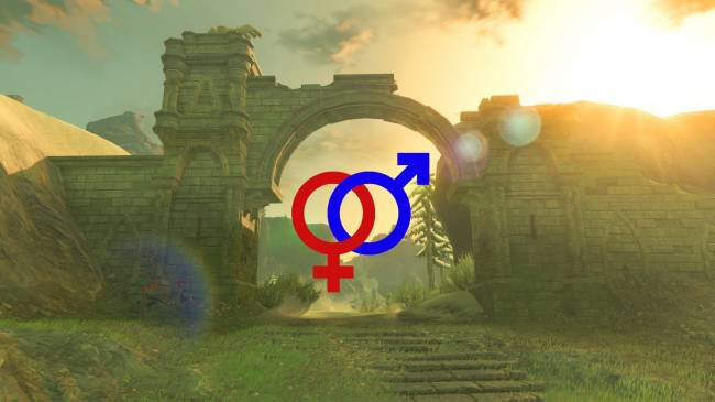 Exploring Hyrule and gender identity
