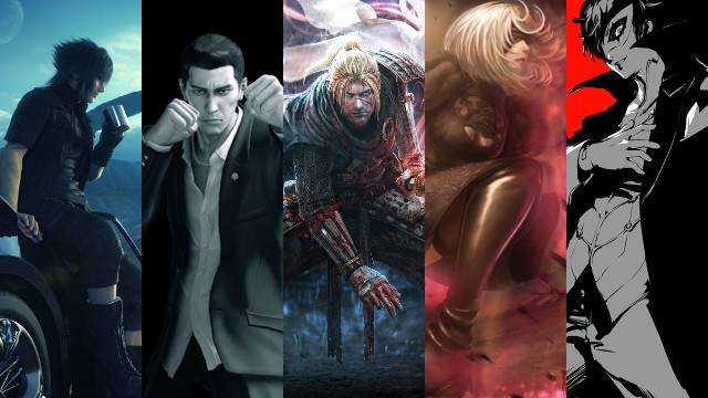 2017: The Year Japanese RPGs Caught Up To Western RPGs