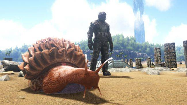 Ark: Survival Evolved's next patch will feature a 'total inventory menu redesign'