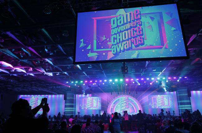 Watch the 2017 Game Developers Choice Awards right here!