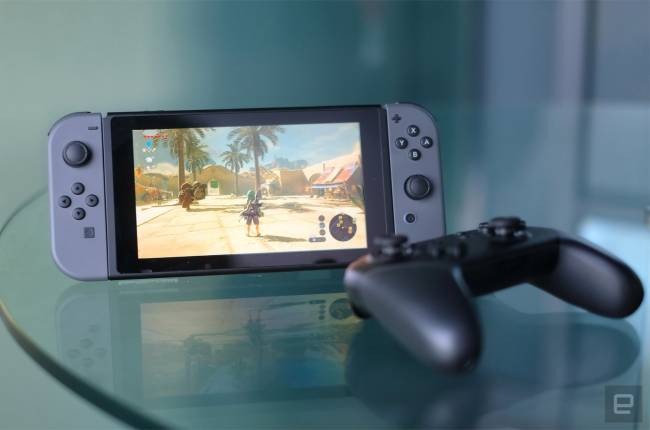 Nintendo Switch game saves can't transfer between systems