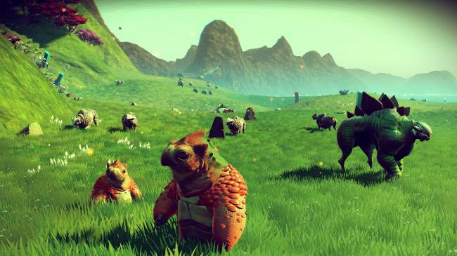 'No Man's Sky' teases a new way to roam your home planet