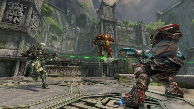 You won't have to pay to play 'Quake Champions'