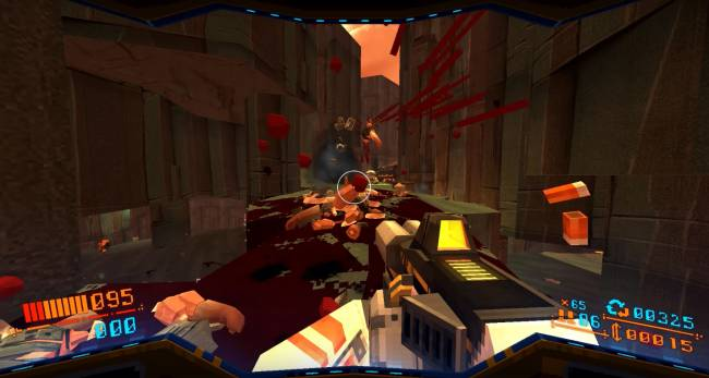 Bloody sci-fi shooter 'Strafe' lands on PS4 and PC in May