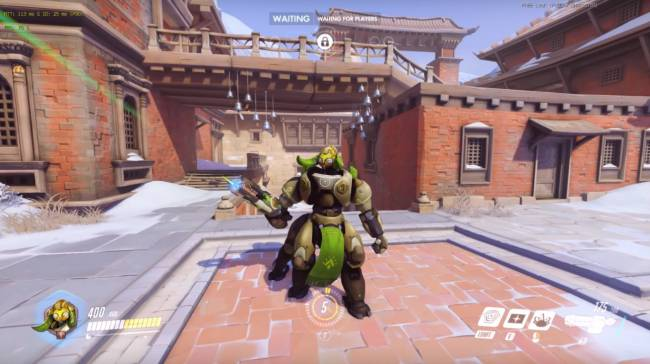 The 24th 'Overwatch' character arrives next week