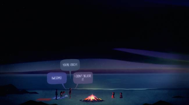 Teenage paranormal thriller 'Oxenfree' now fits in your pocket