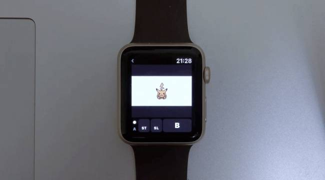 There's now a GameBoy emulator for the Apple Watch