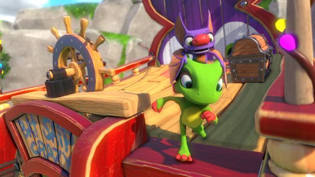 'Yooka-Laylee' is at the heart of a 3D platformer revival