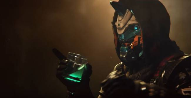 Robot Nathan Fillion is here to make you think 'Destiny 2' is charming