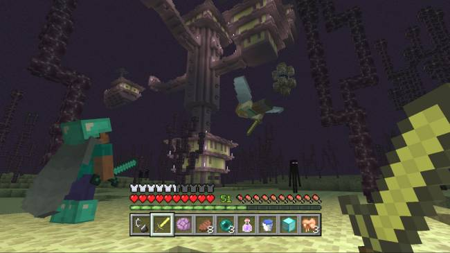 'Minecraft' Realms multiplayer finally heads to Apple TV