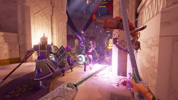Everything you need to know about the Mirage: Arcane Warfare beta