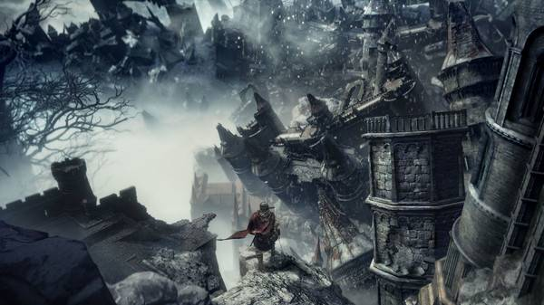 The Dark Souls 3 Ringed City DLC launch times, and how to access the new area