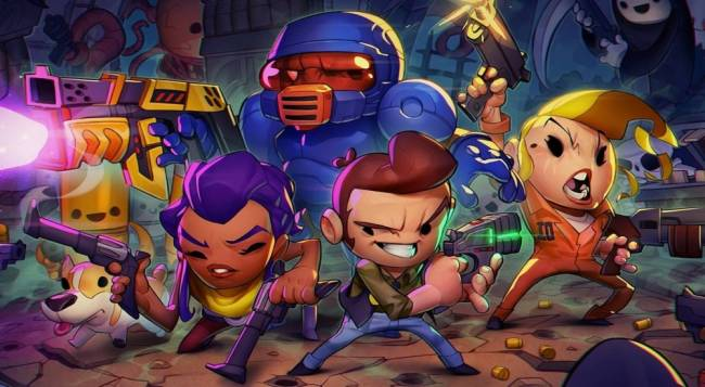 Enter The Gungeon Is Coming To Nintendo Switch