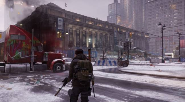 Tom Clancy's The Division Patch 1.6 Finally Drops