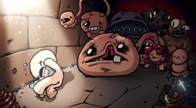 The Binding Of Isaac: Rebirth Has A Nintendo Switch Release Date