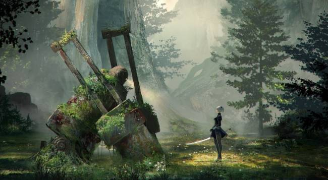 Our Weekend In Gaming: Nier Death Experience