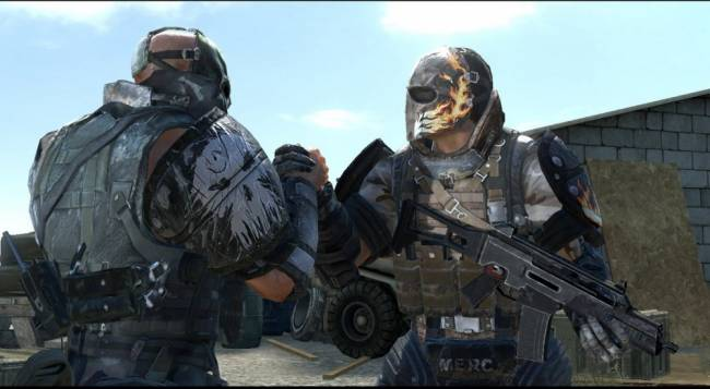Army Of Two Is Now Backwards Compatible On Xbox One