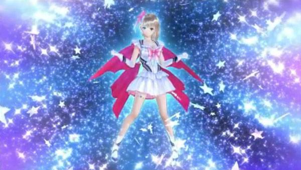 Eight minutes of Blue Reflection gameplay with cosplayer Enako