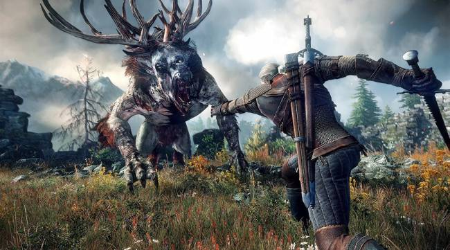 Here's Why The Witcher Author Makes No Money From the Games