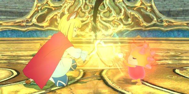 Return to Ding Dong Dell in Ni No Kuni II's launch trailer