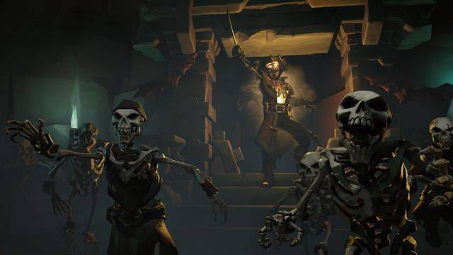 Sea of Thieves' 'Day One Patch' is a joke