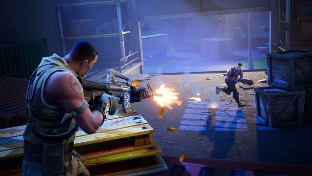 Fortnite Battle Royale's new Blitz mode is fast, funny and perfect for mobile