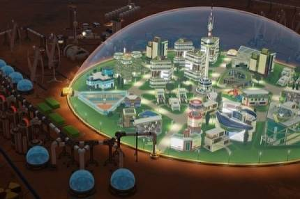 Surviving Mars review - offworld, things are just itching to go awry