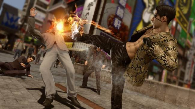 Yakuza Kiwami 2 Coming To PS4 In North America And Europe In August