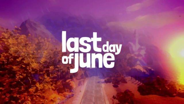 Last Day of June Out Now on Switch