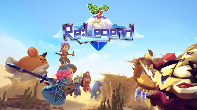 Re:Legend Coming to Switch