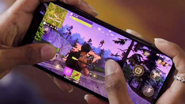 Fortnite Mobile Becomes #1 iPhone App in Less Than 24 Hours