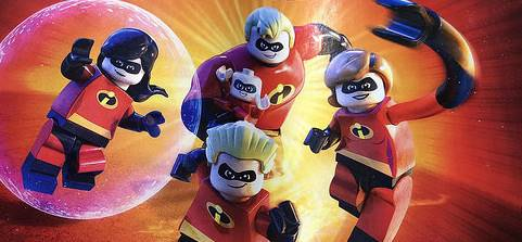 LEGO The Incredibles Revealed for Consoles and PC Later This Year