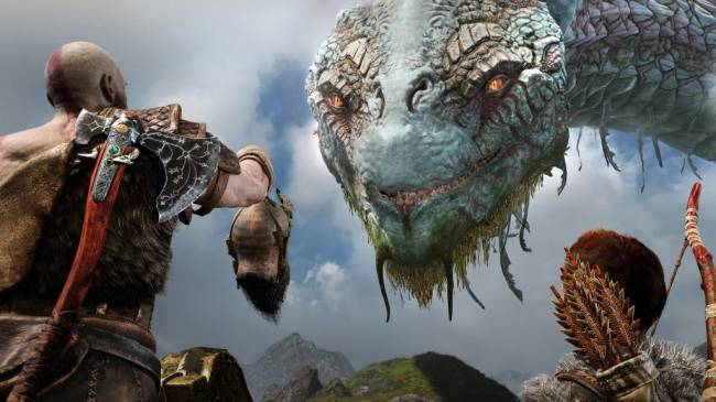 New Videos for God of War Show Extended Looks at Gameplay and Combat