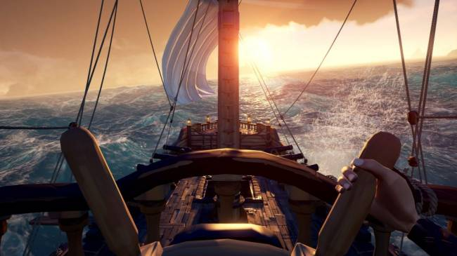 Sea of Thieves Rolling Out Server Access Right Now