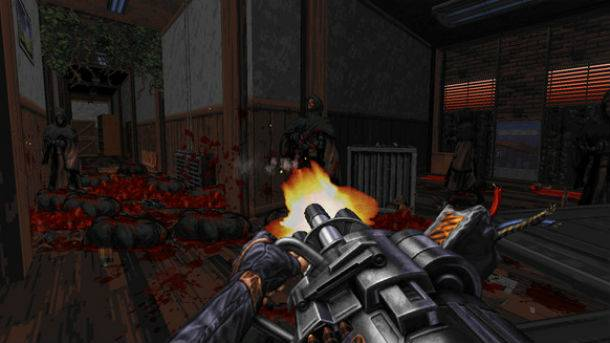 3D Realms Talks Ion Maiden And The Art Of The First-Person Shooter