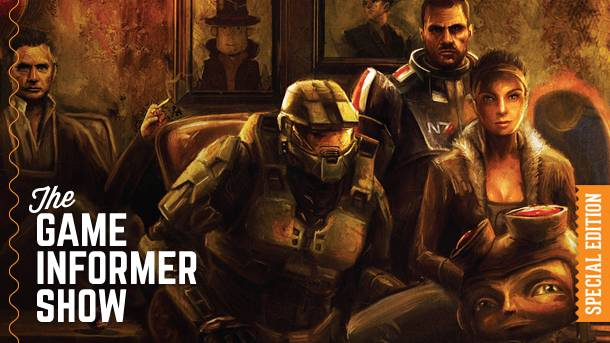 Watch Game Informer Reveal Its 300th Issue Live