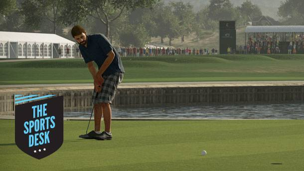 The Sports Desk – The Golf Club 2019, Tennis World Tour & MLB The Show 18's Diamond Dynasty