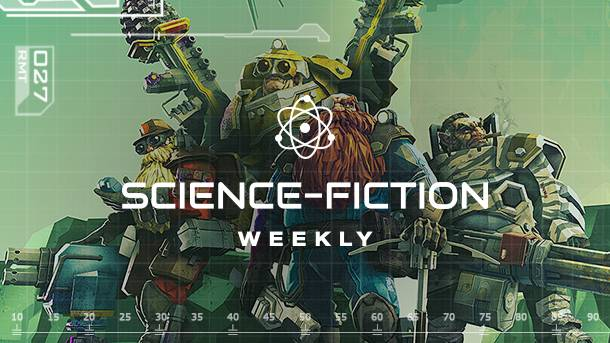 Science-Fiction Weekly – Watch Us Play Deep Rock Galactic