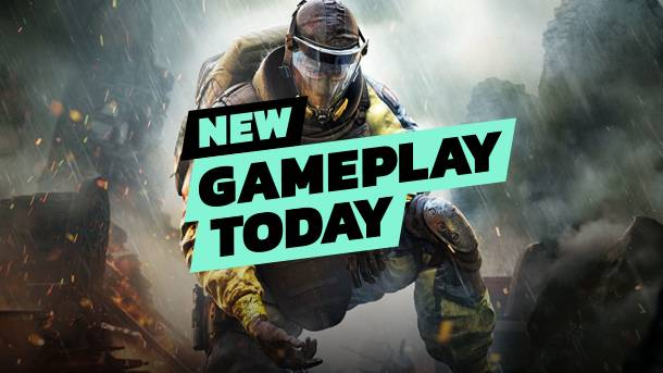 New Gameplay Today – Rainbow Six Siege Outbreak