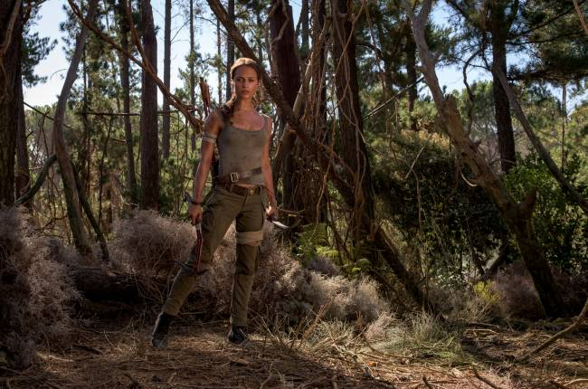 The Latest Tomb Raider Movie Is A Charmless Retelling Of The Game