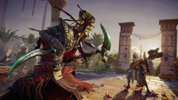 Should You Play Assassin's Creed Origins: Curse Of The Pharaohs?