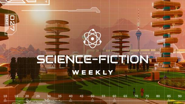Science-Fiction Weekly – Surviving Mars, Vicious Attack Llama Apocalypse, Tesla Vs. Lovecraft
