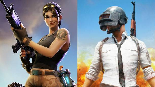 We Debate Which Is Better: PUBG Or Fortnite?