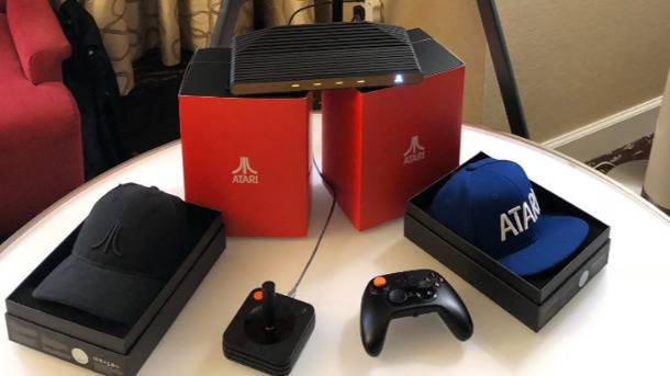 An Up-Close Look At Atari's New Console, VCS