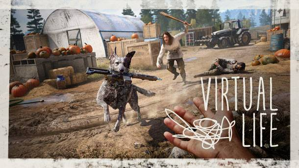 The Virtual Life – Far Cry 5 Pulls All Its Punches