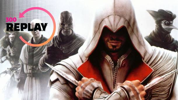 Replay 300 – Assassin's Creed: Brotherhood
