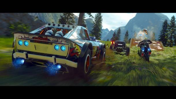 You Need Both Speed And Style In This New Trailer